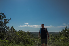 Me - Government Canyon State Natural Area - Bexar County - Texas - 11 September 2016 (goatlockerguns) Tags: live oak government canyon state natural area bexar county texas nature park statepark trees tree forest hillcountry usa unitedstatesofamerica south southern southwest west