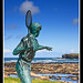 Kilkee - Richard Harris Statue