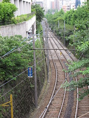 Arakawa Streetcar Tracks