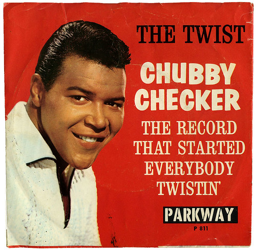 Chubby Checker_The Twist_tatteredandlost