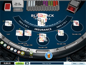 Blackjack Surrender 5 Hand Rules