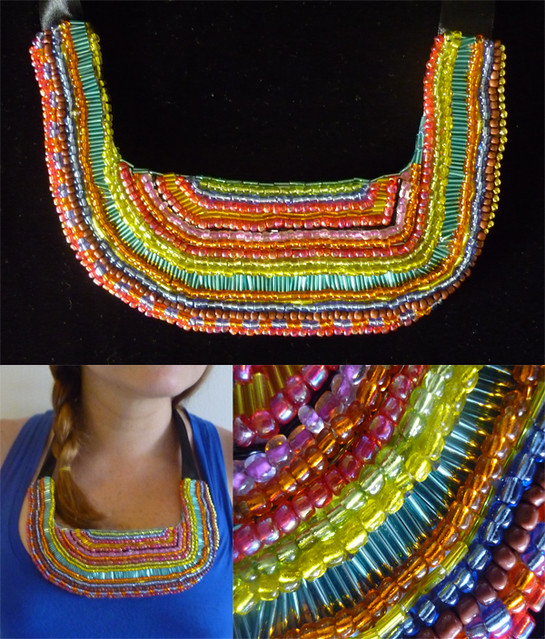 Bib Necklace: Coyoacán