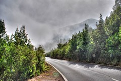 Road into Darkness / Camino a la oscuridad (pasotraspaso) Tags: road cloud photography spain nikon europe darkness photos tenerife teide hdr nube oscuridad d80 nikond80 anawesomeshot superbmasterpiece acarretera pasotraspaso jesussolana