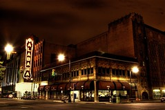 alabama theatre 2. (briantmurphy) Tags: city birmingham theater downtown theatre magic alabama tokina1224 photowalk hdr btm