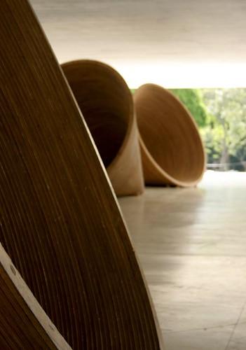 Cones - Museu Oscar Niemeyer