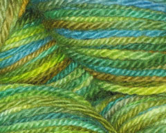 Green Monster BFL Yarn - 6 oz (Spiffy Knits)