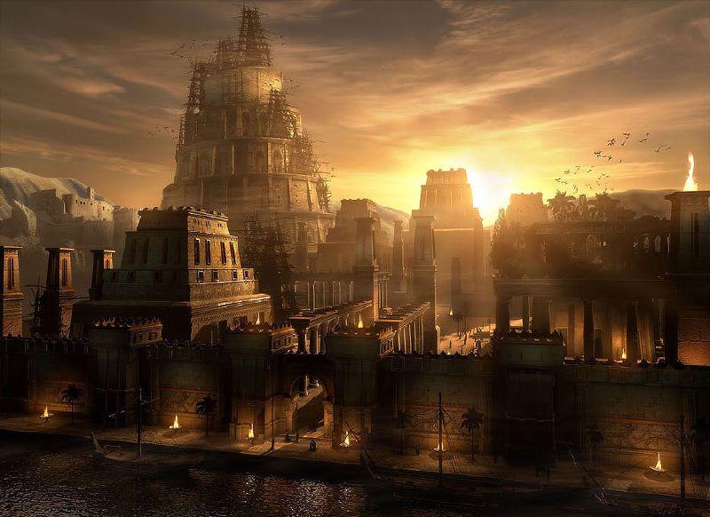 Древний Вавилон: 3000 лет назад и сегодня: athanatoi — LiveJournal