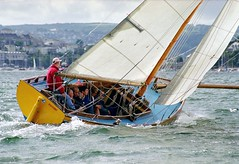 Victory (doublejeopardy) Tags: sea classic film water canon boat is sailing fuji favorites racing crew maritime sail roads falmouth 75300 ef carrick movingwater 1mill falmouthworkingboat traditionalwoodenboats maritimefavorites anchoraward""