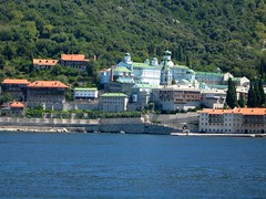 The Russian monastery at Mount Athos (cod_gabriel) Tags: sea mountain seaside mare aegean mount greece grecia russian griechenland litoral grce grece athos grcia mountathos munte griekenland yunanistan grekland aegeansea grecja     egee grkenland hellenicrepublic  grka grgorszg  monteathos  mareaegee ecko  sfant montathos  munteleathos monteatos    sfantulmunte athosmountain    yunani         brdoatos athoszhegy          aynoroz