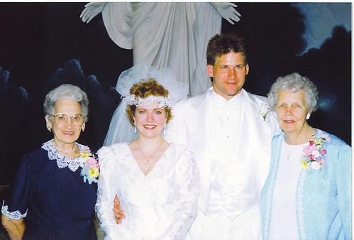 us & my grandmothers