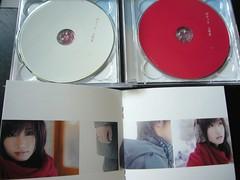 「ポケット」單曲歌詞本和CD
