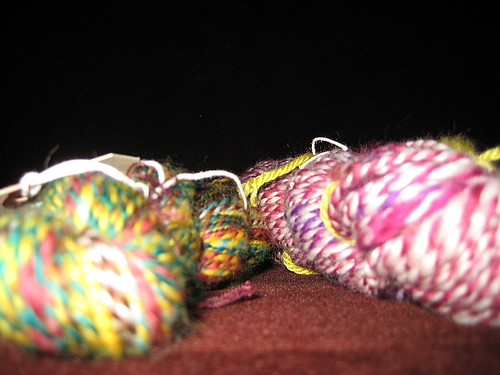 Handspun from Bobbi