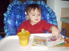 286 - Just like his mommy... (momtodex2) Tags: dex dex365 nov365