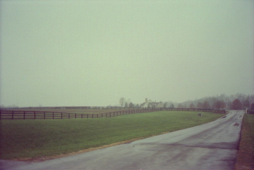 Field and Road