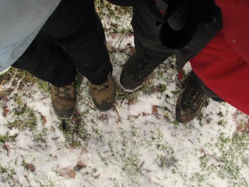 Happy boots
