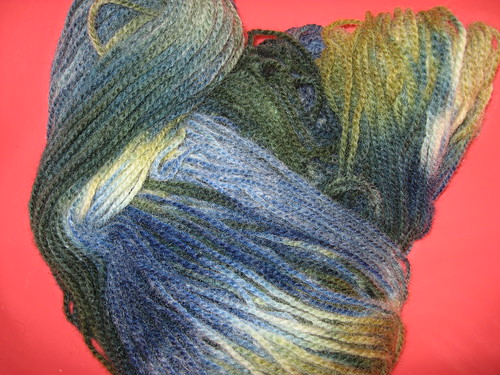 Line's Dyed Yarn