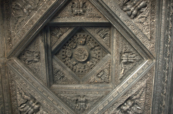 NatyaMandapam Roof 1000 pillar Temple Warangal