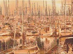 Ventura Harbor (...-Wink-...) Tags: california water boats harbor sails ventura irfanview smrgsbord
