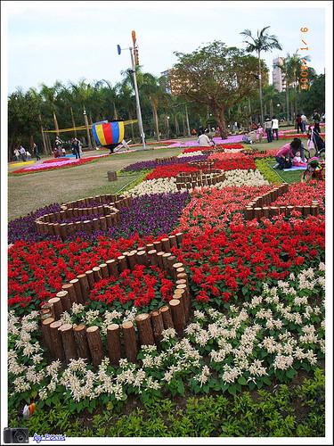 大安森林公園花展 009
