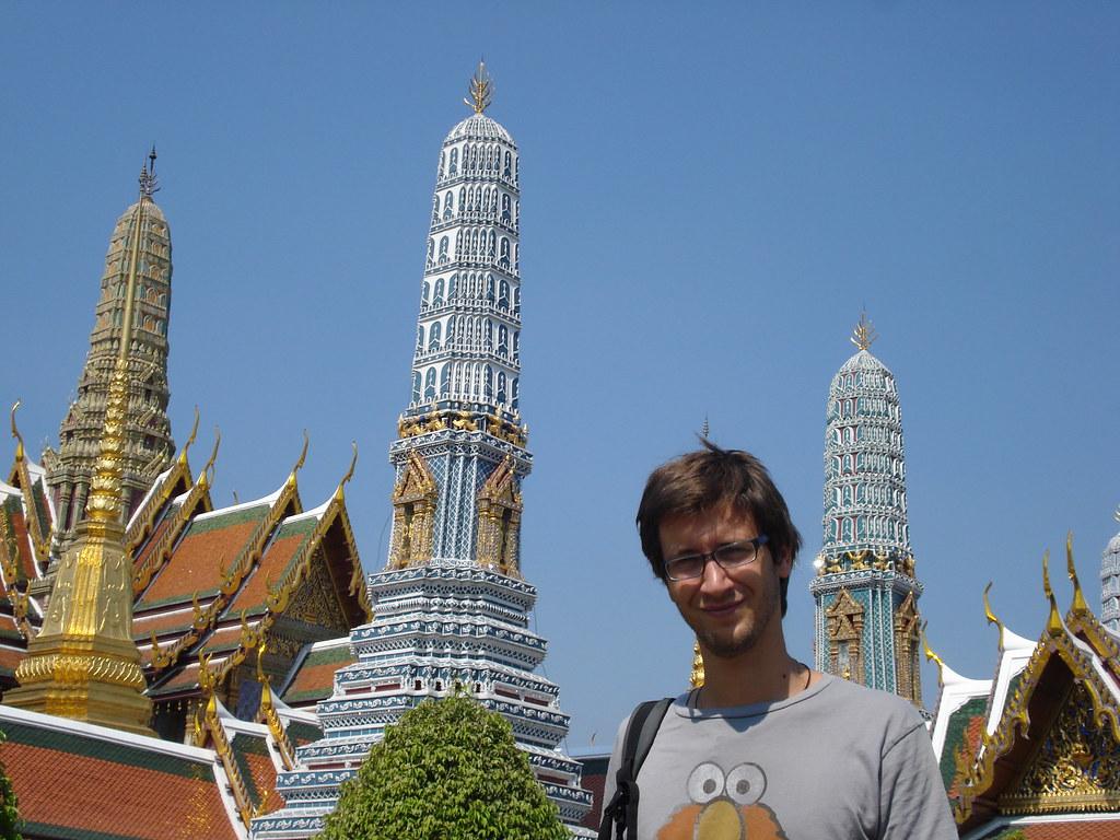 gran palacio real, bangkok, tailandia, blog la vuelta al mundo de ana y dani, entrevista la vuelta al mundo de ana y dani, vuelta al mundo, round the world, información viajes, consejos, fotos, guía, diario, excursiones