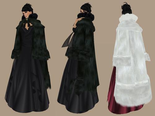 BareRose Furs