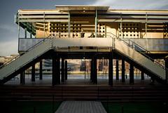 06 February, 16.57 (Ti.mo) Tags: uk england house london architecture tate tatemodern southbank villa tropical aluminium bankside tropicalmodernism jeanprouv lamaisontropicale jeanprouv