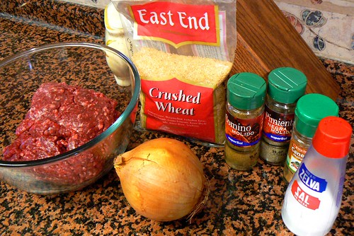 kibbeh ingredients