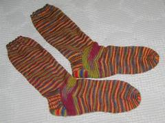Lornas Laces Rainbow Socks