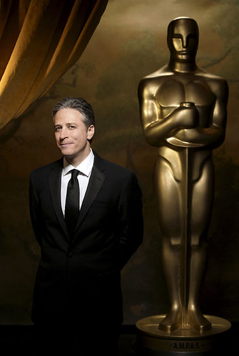Jon Stewart's Press Photo