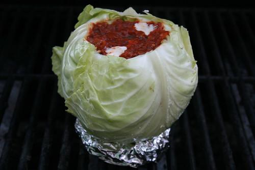 Pre-grilling