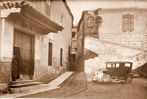 Sinagoga del Tránsito, Toledo (España)