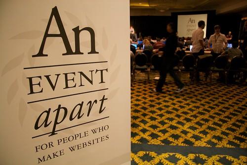 An Event Apart Banner