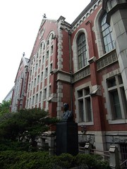 100_3862 (gensyoous) Tags: 旧図書館 慶應義塾大学 三田キャンパス