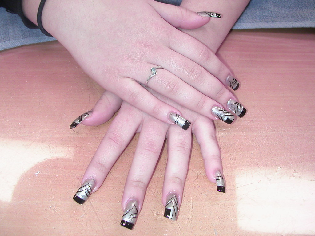 Connecticut nail arts, nail arts for ladies, millennium nail designs