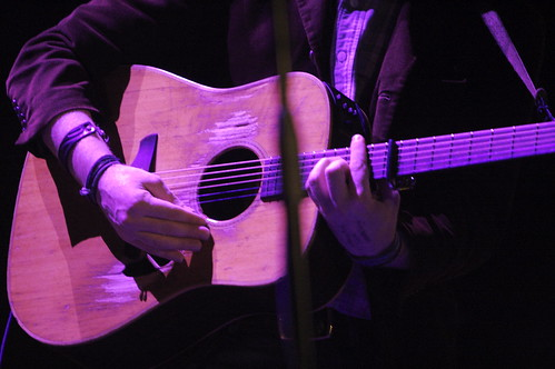 Glen Hansard's guitar