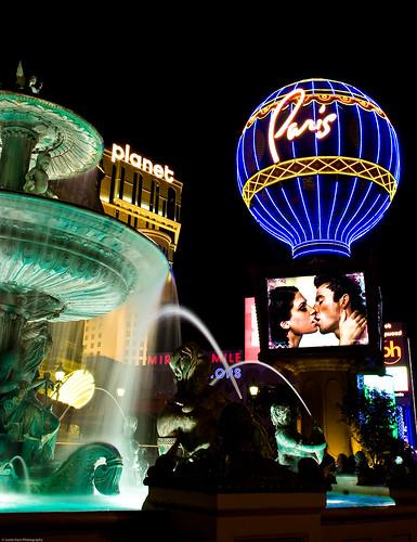 Romance in Vegas by Justin Korn