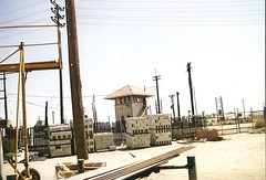 L. A. Redondo Junction Train yards & Roundhouse / turntable (ATOMIC Hot Links) Tags: railroad vintage toys crossing power diesel watertower models traintracks tracks rail trains steam transportation lionel powerful piggyback freight boiler tender boxcars locomotives trainyard ironhorse tankers freighttrain roundhouse modeltrains diningcar steamengines sleepingcar steamlocomotives superchief couplers baggagecar vistadome observationcar oscale passengercars ogauge trailertrain flatcars trainwhistles tractiveeffort walthersoscale redondojunction redondojunctionroundhouse