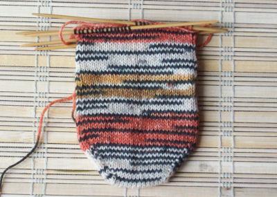 Tiger sock--a test