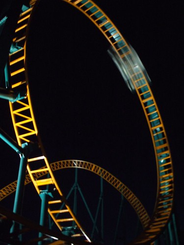 Speed @ Oakwood Theme Park Speed at