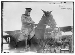 Gen. Fred Grant Simply Adored Horses