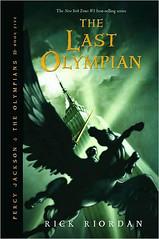 Last Olympian by Rick Riordan