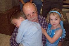 Amelia & Papa