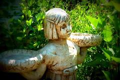 creepy statue girl take 2 (maryintexas39) Tags: lumix zs7