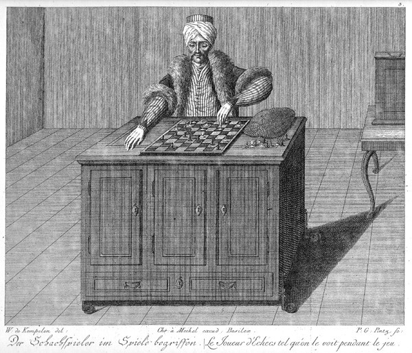 Chess-playing Automaton