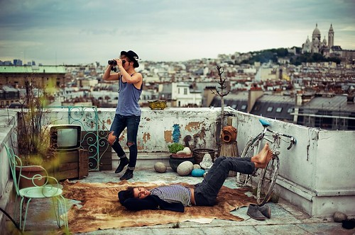 THIS IS PARIS by Theo Gosselin