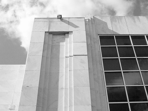Roofline: Unity Temple, Palmer Park--Detroit MI