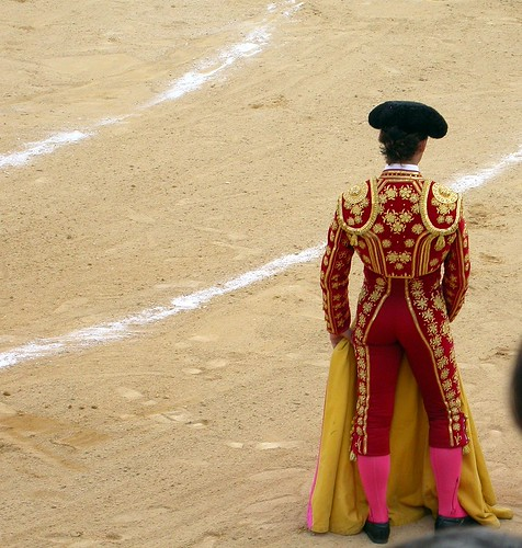 Spanish Matador, by Maesejose
