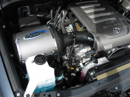 Volant Cold Air Intake for Toyota Tundra 5.7L V8 installed