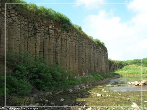 2007澎湖-大菓葉玄武岩區