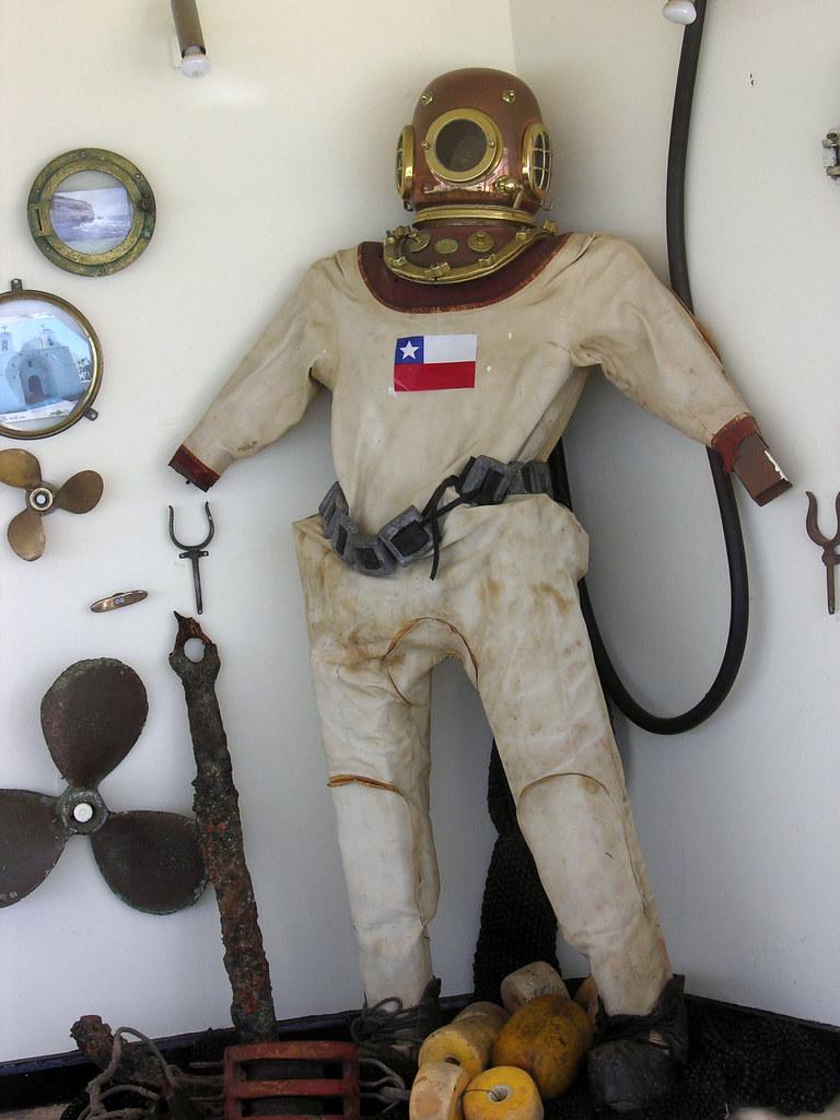 Scuba Chile: Chile's newest high-tech scuba equipment :o)